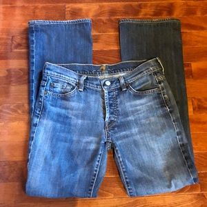 7 for All Mankind Jeans Size 6 (28)